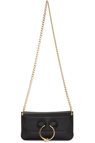 J.W.Anderson - Black Small Pierce Bag