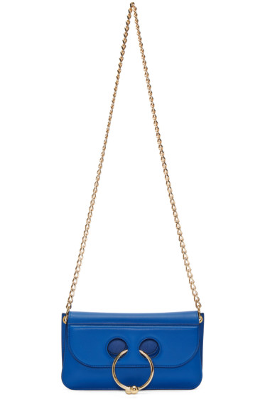 J.W.Anderson - Blue Small Pierce Bag