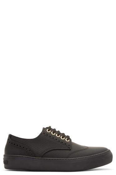 Jimmy Choo - Black Reggy Sneakers