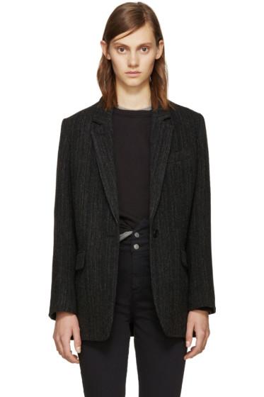 Isabel Marant Etoile - Black Halden Coat