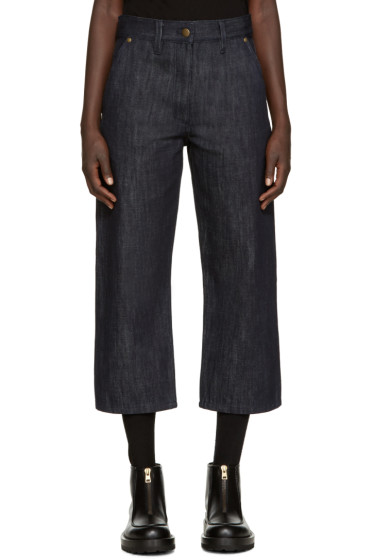 Studio Nicholson - Indigo Selvedge Krasner Jeans