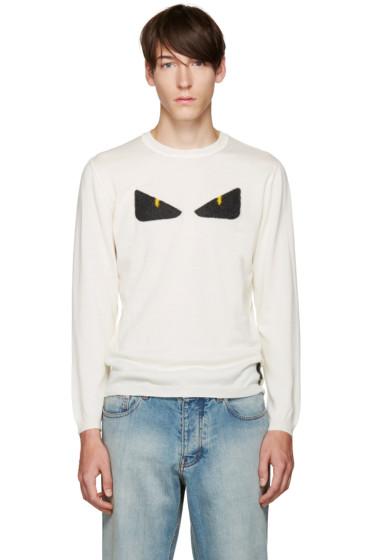 Fendi - Off-White Monster Sweater