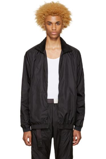 Cottweiler - Black Nylon Turf Jacket