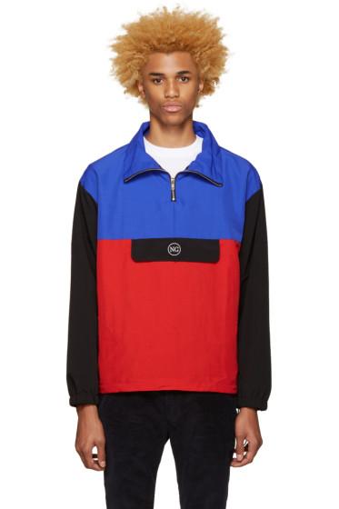 Noon Goons - Tricolor Beach Breaker Jacket