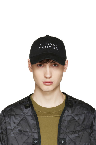Nasaseaons - Black 'Almost Famous' Cap