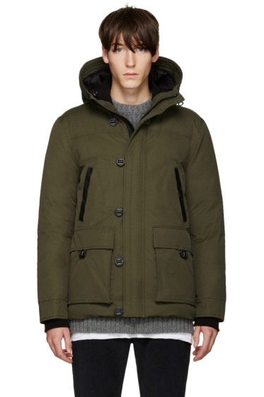 Mackage - Green Crawford Lux Down Jacket