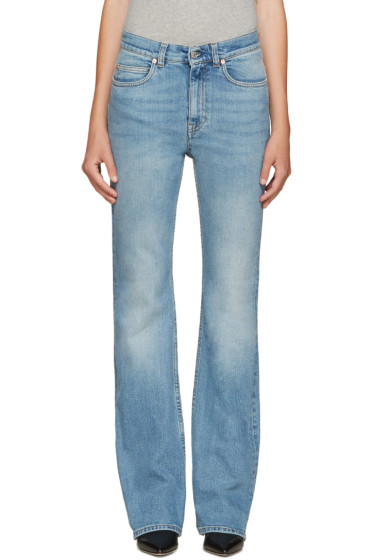 Acne Studios - Blue Flared Lita Jeans