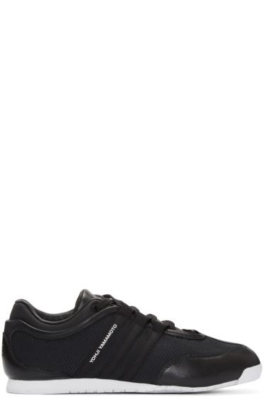 Y-3 - Black Boxing Sneakers