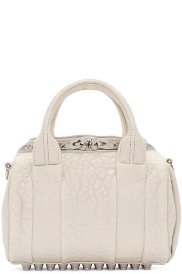 Alexander Wang - Ivory Mini Rockie Bag