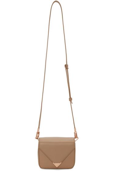 Alexander Wang - Taupe Mini Prisma Envelope Bag