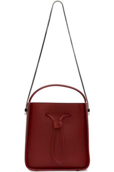 3.1 Phillip Lim - Red Small Soleil Bag