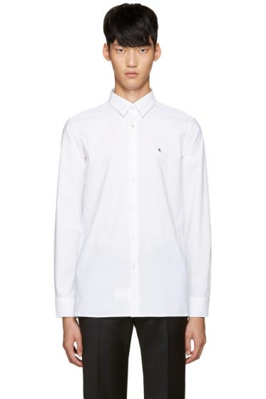 Raf Simons - White Classic 'R' Shirt