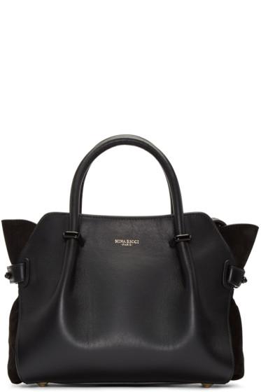 Nina Ricci - Black Extra Small Marche Bag