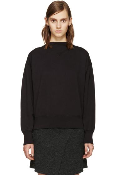 Isabel Marant Etoile - Black Bailee Pullover