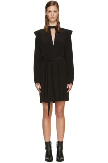 Isabel Marant - Black Brad Dress