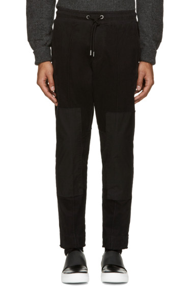 Diesel - Black P-Britpop Lounge Pants
