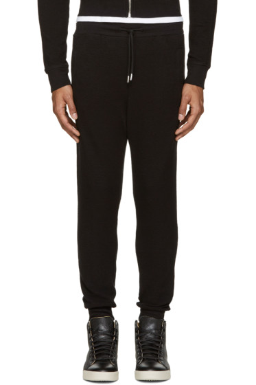 Diesel - Black P-Buttery Lounge Pants