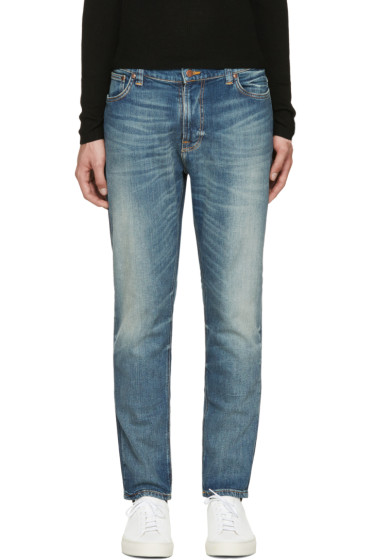 Nudie Jeans - Blue Brut Knut Jeans