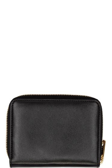 A.P.C. - Black Compact Wallet