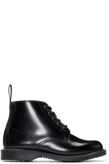 Dr. Martens - Black Emmeline Boots