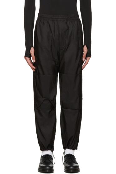 Perks and Mini - Black Activity Track Pants