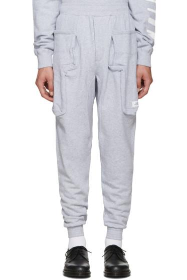 Perks and Mini - Grey Activity Duplo Lounge Pants