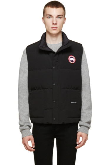 new 2014 freestyle vest canada goose women brown