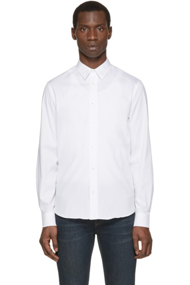 Acne Studios - White Jeffrey Stretch Shirt