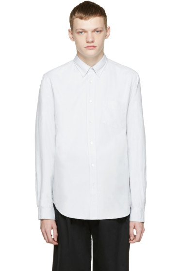 Acne Studios - Grey Oxford Isherwood Shirt