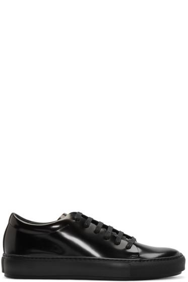 Acne Studios - Black Adrian Low-Top Sneakers