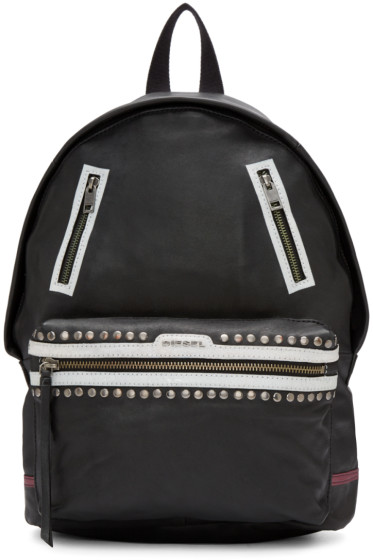 Diesel - Black L-Get Backpack