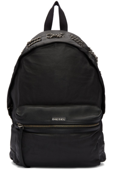 Diesel - Black L-Get Back Backpack