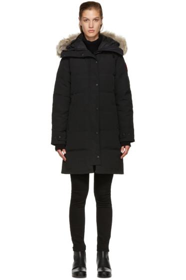 Canada Goose - Black Down Shelburne Jacket