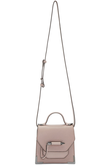 Mackage - Pink Mini Rubie Shoulder Bag