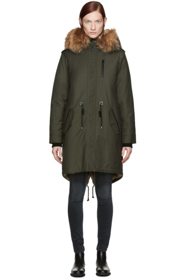 Mackage - Green Down Rena Coat