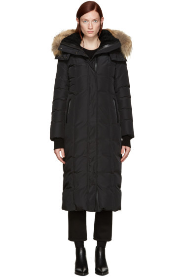 Mackage - Black Down Juda Coat