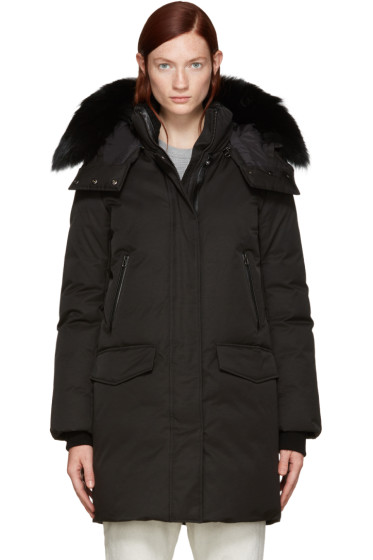 Mackage - Black Down Juana Down Coat