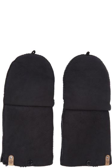 Mackage - Black Lennon Convertible Gloves