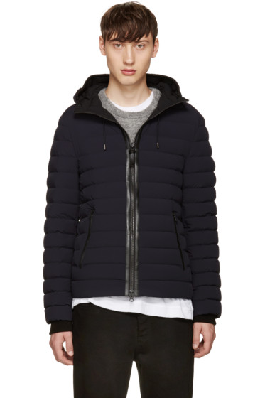 Mackage - Navy Down Ozzy Coat