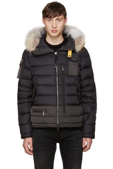 Parajumpers - Black Down Skimaster Jacket