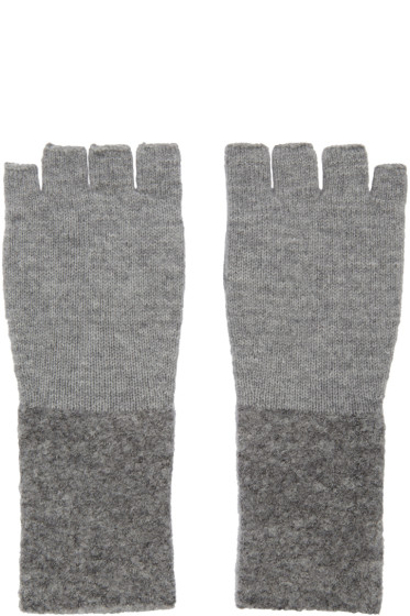 Rag & Bone - Grey Mitzi Gloves