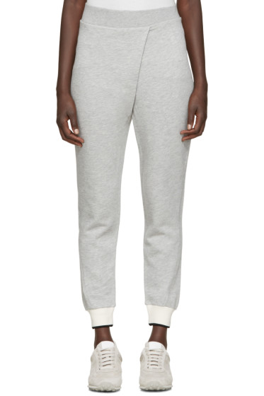 Rag & Bone - Grey Draped Lounge Pants