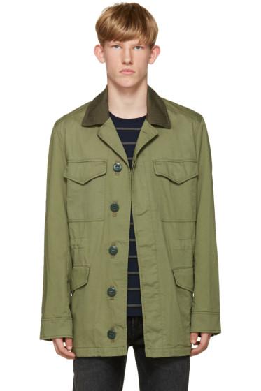 Rag & Bone - Green Bennett Jacket