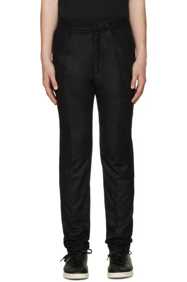 Rag & Bone - Navy Grant Trousers