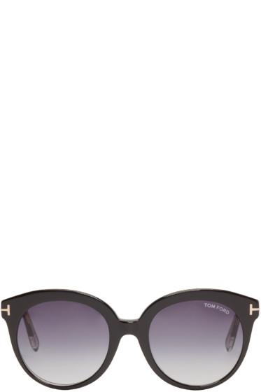 Tom Ford - Black Monica Sunglasses