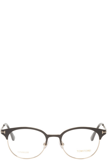 Tom Ford - Black & Gold FT5382 Glasses