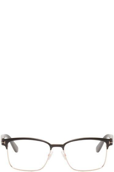 Tom Ford - Black & Gold TF5323 Glasses
