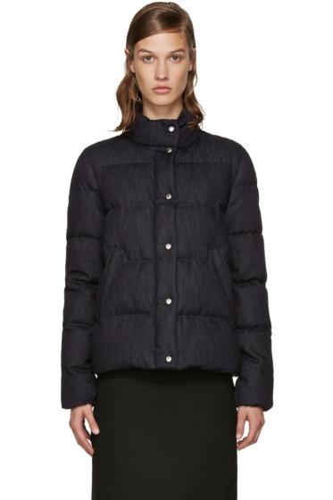 Moncler - Navy Down Brethil Jacket