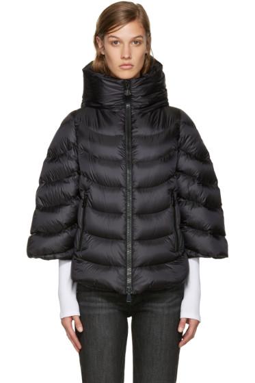 Moncler - Black Down Akylina Jacket