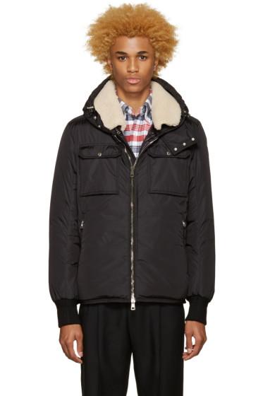 Moncler - Black Down Darwin Jacket